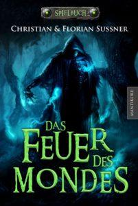 Fantasy-Spielbuch Das Feuer des Mondes